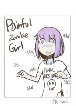 Painful Zombie Girl